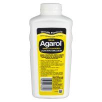 Agarol Vanilla Laxative Emulsion 500ml