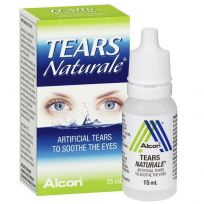 Tears Naturale Eye Drops 15ml