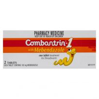 Combantrin-1 Tablets 2 Pack