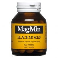 Blackmores Mag Min 500mg 100 Tablets