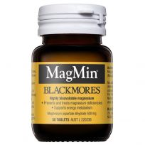 Blackmores Mag Min PBS 500mg 50 Tablets