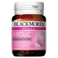 Blackmores I Folic 150 Tablets