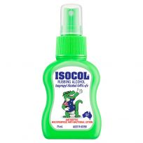 Isocol Alcohol Antiseptic Spray 75ml