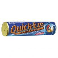 Quick Eze Tablet Original Stick Pack 12 Tablets