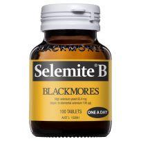 Blackmores Selemite B 100mcg 100 Tablets