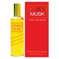 Jovan White Musk Women Cologne Spray 96ml