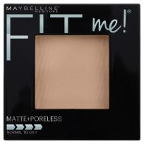 Maybelline Fit Me Matte & Poreless Pressed Powder Pure Beige 235