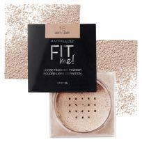 Maybelline Fit Me Loose Finishing Powder Light 15