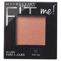 Maybelline Fit me Blush Nude 4.5g