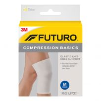 Futuro Knee Compression Basics Elastic Knit Support Medium