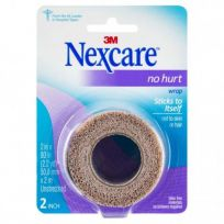 Nexcare No Hurt Wrap 50mm x 2m Unstretched