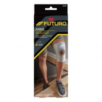 Futuro Knee Comfort Support with Stabilizers Large (46165)
