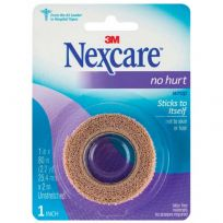 Nexcare No Hurt Wrap 25mm x 2m Unstretched