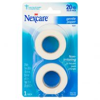 Nexcare Gentle Paper Tape 2 Rolls Value Pack