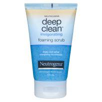 Neutrogena Deep Clean Invigorating Foam Scrub 125ml