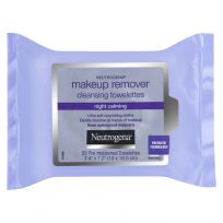 Neutrogena Night Calm Make-Up Remover Wipes 25 Pack
