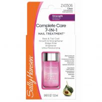 Sally Hansen Complete Care 7 in 1 Nail Treatment Clear 13.3ml