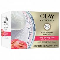 Olay Daily Facials Hydrating Cleansing Cloths 33 Pack