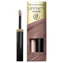 Max Factor Lipfinity 2 Step Lipstick 190 Indulgent