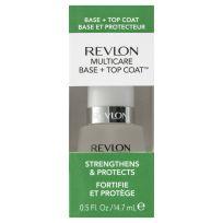 Revlon Multi-Care Base + Top Coat 14.7ml