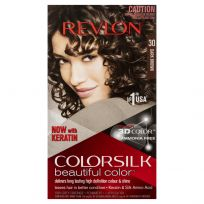Revlon Colorsilk Beautiful Hair Color 30 Dark Brown