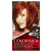 Revlon Colorsilk Beautiful Color 42 Medium Auburn