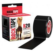 RockTape H20 Black 5cm x 5m Adhesive Tape