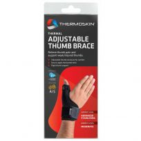 Thermoskin Thumb Brace Adjustable (80171)