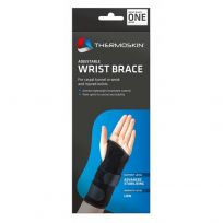 Thermoskin Wrist Brace Adjustable Right (80643) One Size
