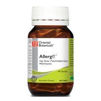 Oriental Botanicals AllergE 60 Tablets