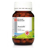Oriental Botanicals Anxiolift 60 Tablets