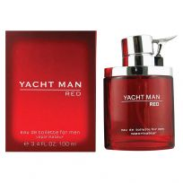 Yacht Man Red EDT 100ml