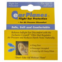 Earplanes Adult 1 Pair