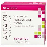 Andalou Sensitive 1000 Roses Rosewater Mask 50g