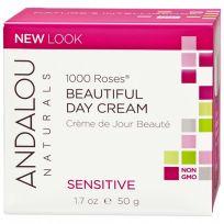 Andalou Sensitive 1000 Roses Beautiful Day Cream 50g