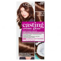 L'Oreal Casting Creme Gloss Hair Colour 513 Iced Truffle