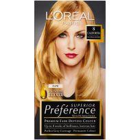 L'Oreal Paris Preference Hair Colour 8 California Natural Blonde