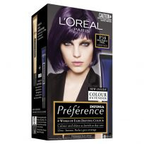 L'Oreal Paris Preference Hair Colour P38 Deep Purple Pearl