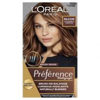 L'Oreal Paris Preference Balayage for Light Brown to Brown Hair