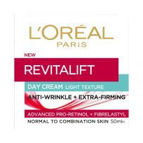 L'Oreal Paris Revitalift Light Day Cream Skin Care 50ml
