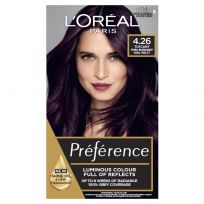 L'Oreal Paris Preference Hair Colour 4.26 Tuscany Burgundy