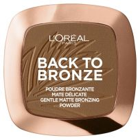 L'Oreal Paris Wake Up & Glow Back to Bronze Bronzer 02 Sunkiss