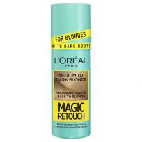 L'Oreal Magic Retouch Blonde Medium To Dark Blonde 75ml