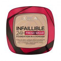 L'Oreal Paris Infallible Foundation Compact 130 True Beige
