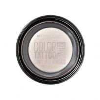 Maybelline Color Tattoo 24HR Cream Gel Eyeshadow - Infinite White