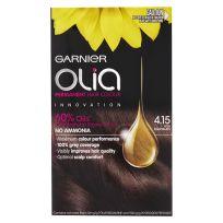 Garnier Olia Hair Colour 4.15 Iced Chocolate