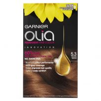 Garnier Olia Hair Colour 5.3 Golden Brown