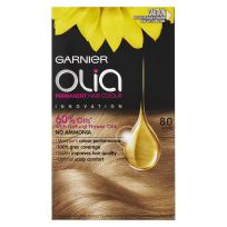 Garnier Olia Hair Colour 8.0 Blonde