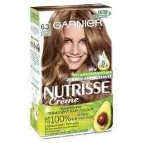 Garnier Nutrisse Hair Colour 6.3 Caramel Dark Golden Blonde