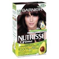 Garnier Nutrisse Hair Colour 3.23 Dark Quartz Brown
